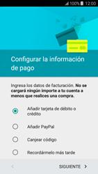 Crea una cuenta - Samsung Galaxy J5 - J500F - Passo 17