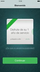 Configuración de Whatsapp - Apple iPhone 6s - Passo 10