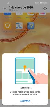 Tomar una captura de pantalla - Huawei P40 Lite - Passo 8