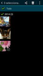 Transferir fotos vía Bluetooth - Samsung Galaxy Alpha - G850 - Passo 7