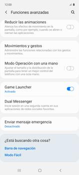 Cómo usar el Dual Messenger - Samsung Galaxy A51 - Passo 5