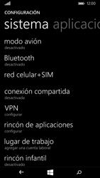 Configura el hotspot móvil - Microsoft Lumia 535 - Passo 4