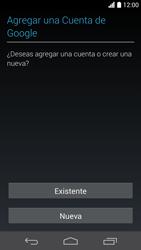 Crea una cuenta - Huawei Ascend P6 - Passo 2
