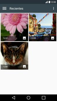 Envía fotos, videos y audio por mensaje de texto - LG V10 - Passo 14