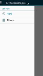Envía fotos, videos y audio por mensaje de texto - Samsung Galaxy A3 - A300M - Passo 18