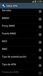 Configura el Internet - Samsung Galaxy S4  GT - I9500 - Passo 13