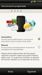 Activa el equipo - HTC ONE X  Endeavor - Passo 5