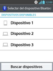 Transferir fotos vía Bluetooth - LG Optimus L3 II - Passo 10