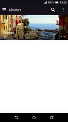 Transferir fotos vía Bluetooth - HTC One A9 - Passo 6