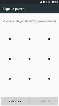 Desbloqueo del equipo por medio del patrón - Alcatel POP 4 Plus - 5056 - Passo 9