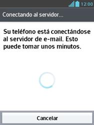 Configura tu correo electrónico - LG Optimus L3 II - Passo 22