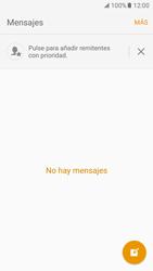 Envía fotos, videos y audio por mensaje de texto - Samsung Galaxy S7 - G930 - Passo 3