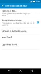 Configura el Internet - HTC One M8 - Passo 6