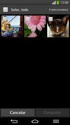 Transferir fotos vía Bluetooth - LG G Flex - Passo 6