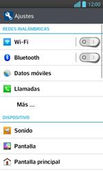 Configura el WiFi - LG Optimus L 7 II - Passo 4