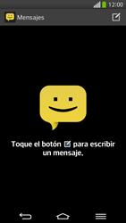 Envía fotos, videos y audio por mensaje de texto - LG G Flex - Passo 3
