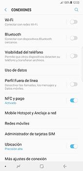 Desactivación límite de datos móviles - Samsung Galaxy Note 8 - Passo 5