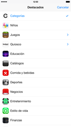 Instala las aplicaciones - Apple iPhone 6 Plus - Passo 5