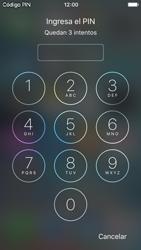 Configura el Internet - Apple iPhone SE - Passo 16