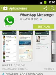 Instala las aplicaciones - Samsung Galaxy Y  GT - S5360 - Passo 16