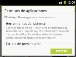 Instala las aplicaciones - Samsung Galaxy Y Pro GT - B5510 - Passo 17