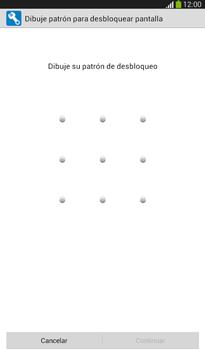 Desbloqueo del equipo por medio del patrón - Samsung Galaxy Tab 3 7.0 - Passo 8