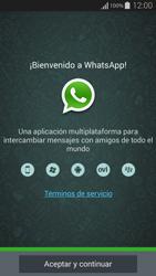 Configuración de Whatsapp - Samsung Galaxy Alpha - G850 - Passo 4