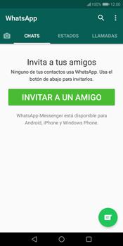 Configuración de Whatsapp - Huawei Y7 (2018) - Passo 14