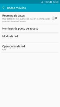 Configura el Internet - Samsung Galaxy Note 5 - N920 - Passo 7