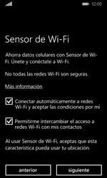 Activa el equipo - Microsoft Lumia 532 - Passo 11