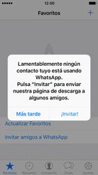 Configuración de Whatsapp - Apple iPhone 5s - Passo 13