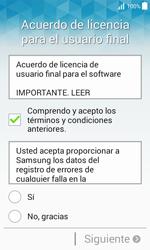 Activa el equipo - Samsung Galaxy Core Prime - G360 - Passo 8