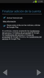 Crea una cuenta - Samsung Galaxy S 3  GT - I9300 - Passo 16
