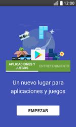 Instala las aplicaciones - LG L70 - Passo 4