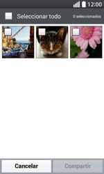 Transferir fotos vía Bluetooth - LG L70 - Passo 6