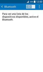 Conecta con otro dispositivo Bluetooth - Samsung Galaxy Core Prime - G360 - Passo 5