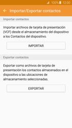 ¿Tu equipo puede copiar contactos a la SIM card? - Samsung Galaxy S6 - G920 - Passo 7