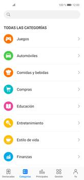 Instala las aplicaciones - Huawei P40 Lite - Passo 7