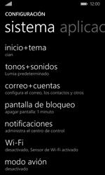 Configura el WiFi - Microsoft Lumia 532 - Passo 4