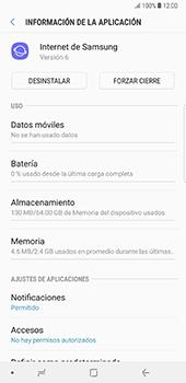 Minimizar el consumo de datos del navegador - Samsung Galaxy Note 8 - Passo 5