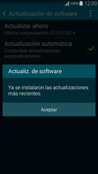 Actualiza el software del equipo - Samsung Galaxy Alpha - G850 - Passo 10