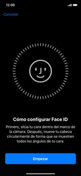 Cómo configurar el Face ID - Apple iPhone XS - Passo 5
