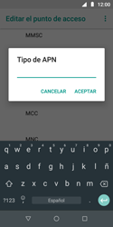 Configura el Internet - Motorola Moto E5 Play - Passo 14