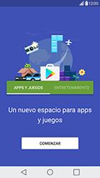 Instala las aplicaciones - LG G5 - Passo 3