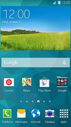 Transferir fotos vía Bluetooth - Samsung Galaxy S5 - G900F - Passo 1