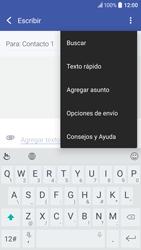 Envía fotos, videos y audio por mensaje de texto - HTC 10 - Passo 9