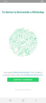 Configuración de Whatsapp - Samsung Galaxy A80 - Passo 4