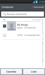 Envía fotos, videos y audio por mensaje de texto - LG Optimus L7 - Passo 7