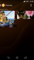 Transferir fotos vía Bluetooth - Sony Xperia E3 D2203 - Passo 7