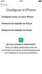 Activa el equipo - Apple iPhone 6 - Passo 13